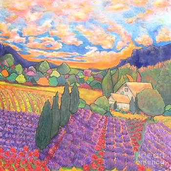 Herbes de Provence  by Chaline Ouellet