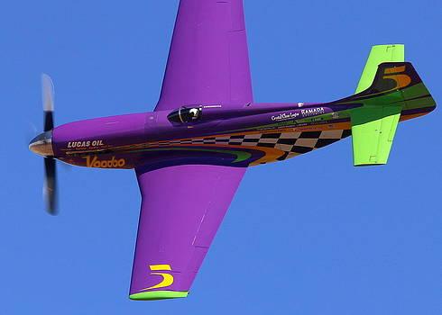 John King - Who Wants Some Voodoo Love? Winner of the 2014 Reno Air Races. N551VC