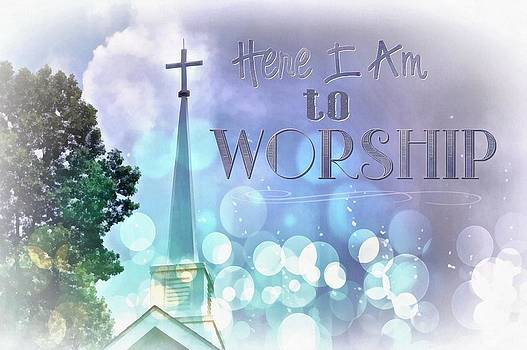 Michelle Greene Wheeler - Here I Am To Worship