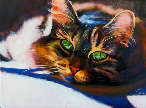 Here Kitty Kitty by Kaytee Esser