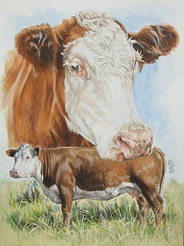 Barbara Keith - Hereford Cattle