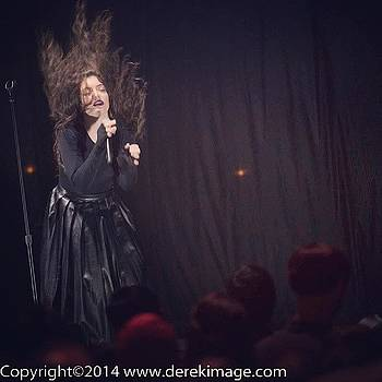 Here's My Personal Fave From #lorde At by Derek Kouyoumjian
