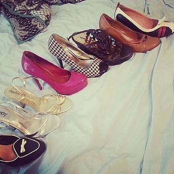 Here's My Shoe Collection For You Shoe by Alli Flynn