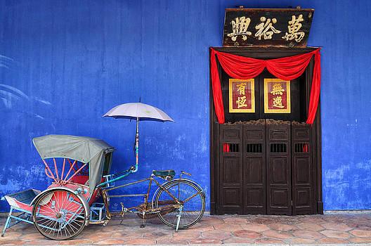 Heritage Door by Jordan Lye