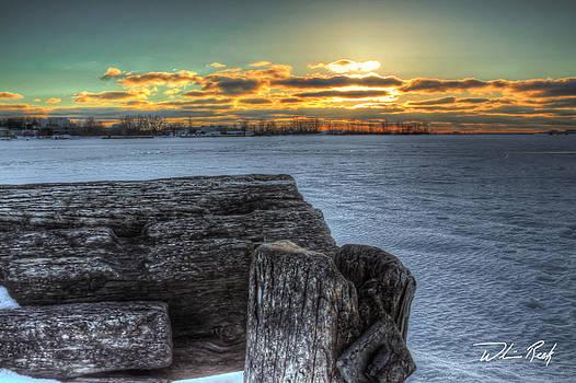 William Reek - Heritage Landing Sunset