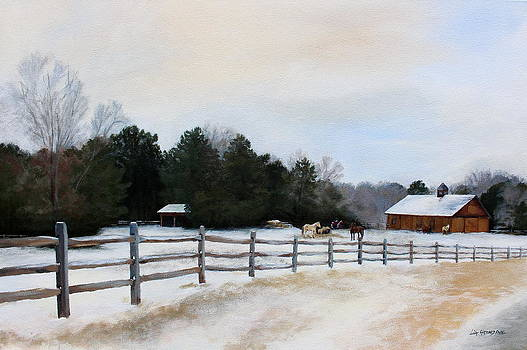 Heritage - SOLD by Lisa Pope