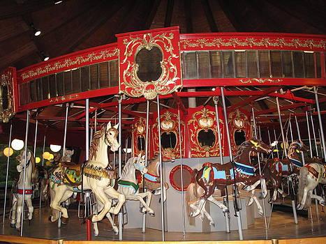 Barbara McDevitt - Heritage Looff Carousel
