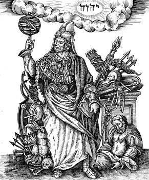 Hermes Trismegistus by Gregory Stewart