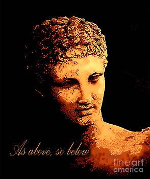 Hermes Trismegistus by Persephone Artworks