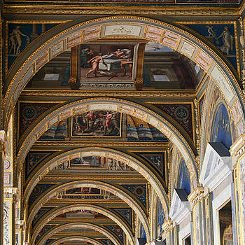 Harvey Barrison - Hermitage Arches