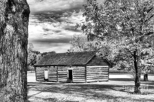 Jeff Holbrook - Hermitage Cabin