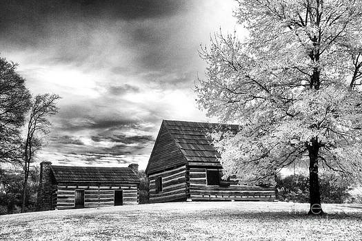Hermitage Cabins by Jeff Holbrook