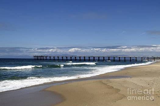 Hermosa Beach CA 2288 by South Bay Skies