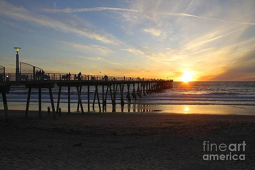 Hermosa pier 2221 by South Bay Skies