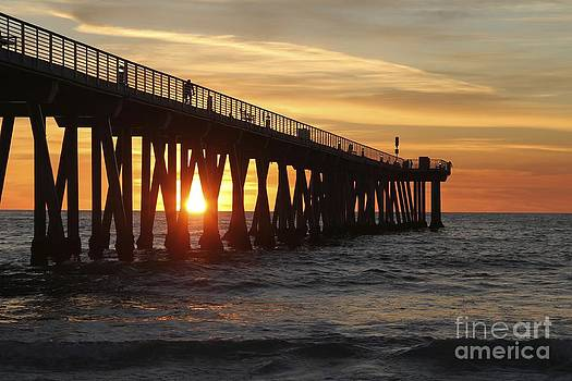 Hermosa pier 8888 by South Bay Skies