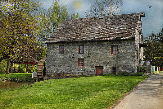 Herr's Mill by Pat Abbott