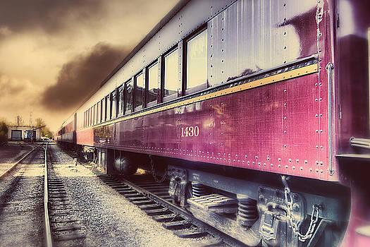 Hew Hope Train II by Kim Zier