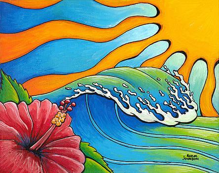 Adam Johnson - Hibiscus Wave