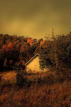 Nina Fosdick - hidden barn