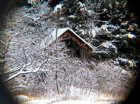 Hidden Barn by Will Boutin Photos