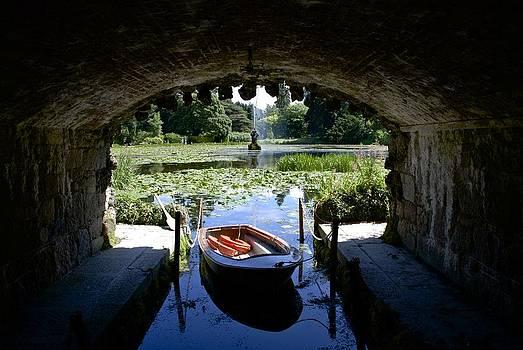Charlie Brock - Hidden Boat