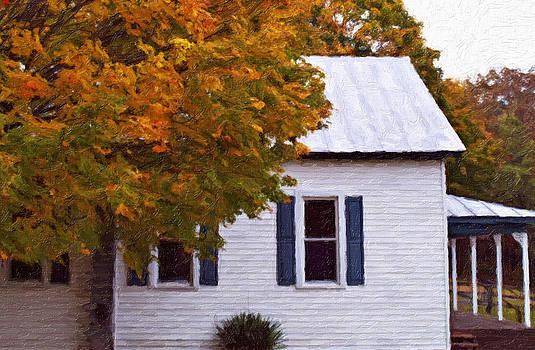 Hidden Chapel by Kathy Jennings