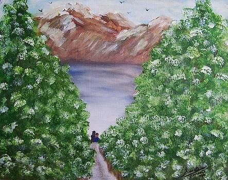 Hidden Escape by Susan Turner Soulis