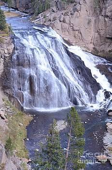 Hidden Falls by Kathleen Struckle