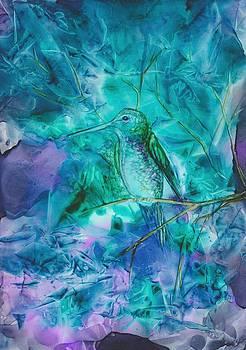 Hidden by Lisa  Marsing