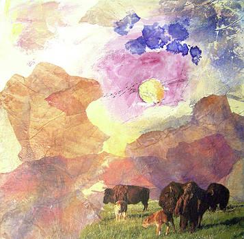 Hidden Plateau by MtnWoman Silver