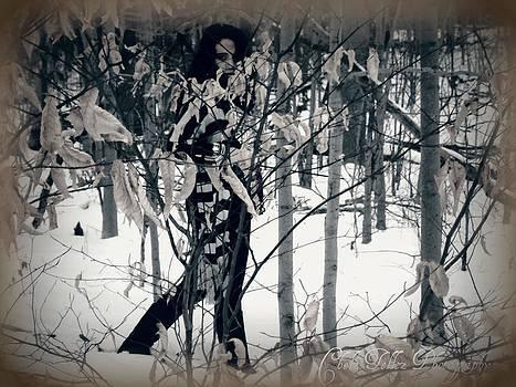 Maryann  DAmico - Hiding From the World