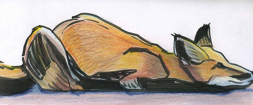 Hiding by Lelia Sorokina