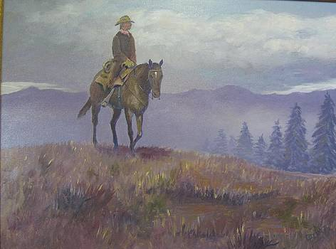 High Country Loner by Darrell Flint