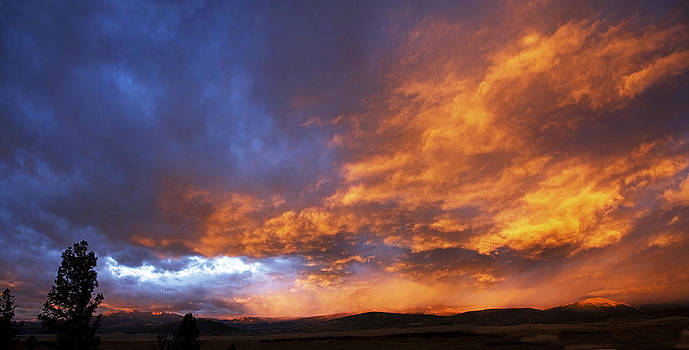 High Country Sunrise by Patrick Derickson