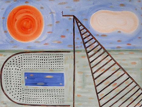 High Dive by Patrick J Murphy