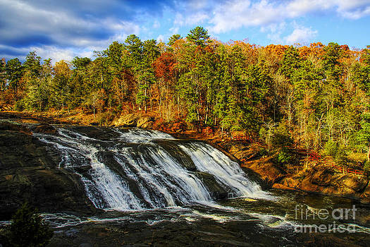 Barbara Bowen - High Falls