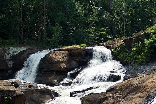 High Falls near Atlanta GA by Kim Pate