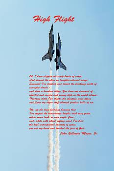 High Flight by Jim Martin
