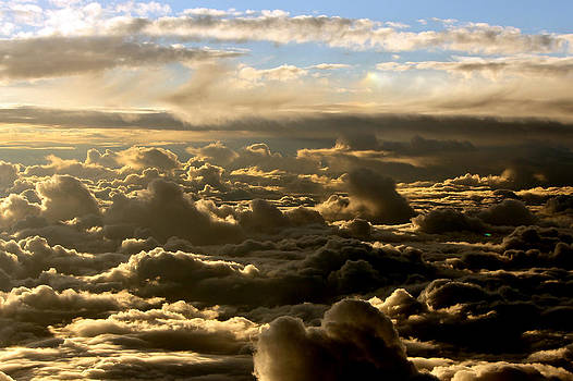 High in the sky by Cedric Darrigrand