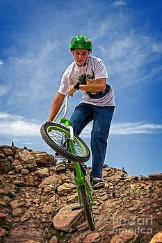 Bob Hislop - High Jumper