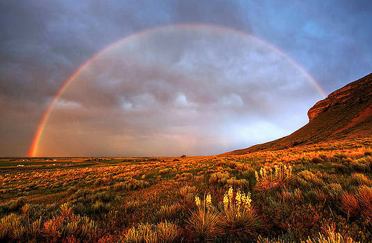 High Plains Prism by Chris Allington