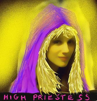 High Priestess by Raka Cheops