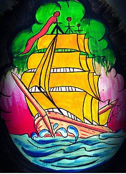 High Seas  by Ryno Worm  Tattoos