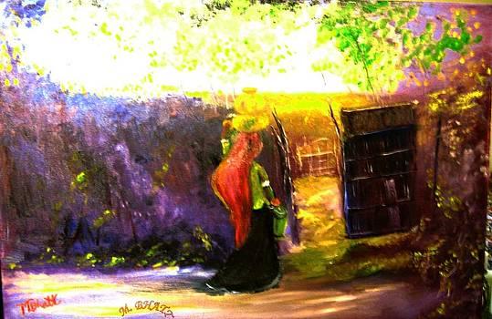 High Summer by M Bhatt