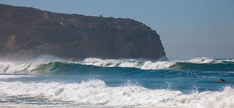 Cliff Wassmann - High Surf in California