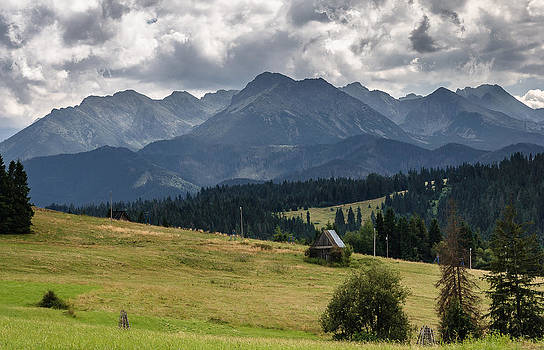 High Tatras by Michal Kabzinski