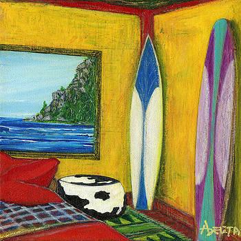 High Tide by Adelita Pandini