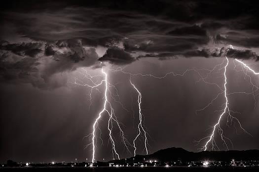 High Voltage by Brad Brizek