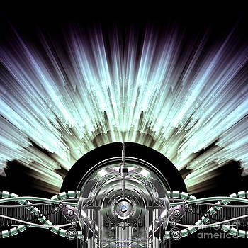 High-voltage generator by Diuno Ashlee