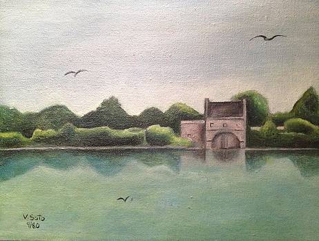 Highland Park Ridgewood Reservoir by Victor SOTO